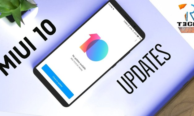 MIUI 10 GLOBAL BETA ROM 8.8.30 RELEASED: FULL CHANGELOG AND DOWNLOAD LINKS