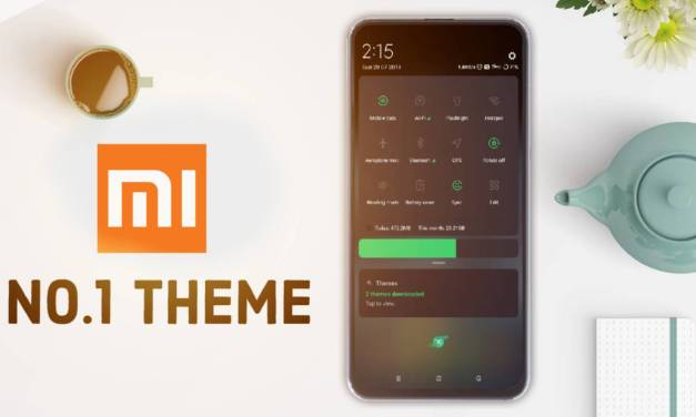 Girl of Nature MIUI Theme Download For Xiaomi Device