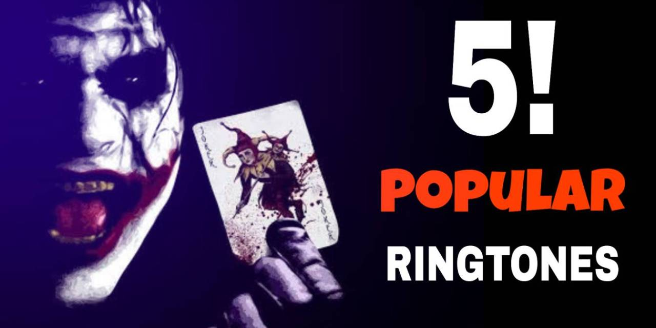 TOP 5 Popular Ringtone 2019 | Tech Rush