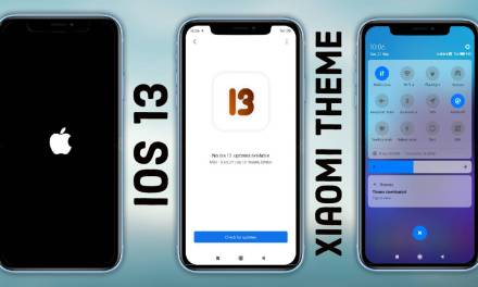 iOS 13 Official themes for All Xiaomi Devices