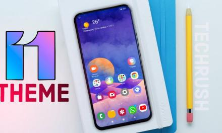 Download MiUi 11 OneUi V11 THEME for xiaomi device