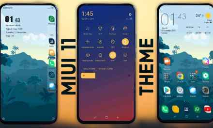 Bulut v11 MiUi 11 Theme for xiaomi device