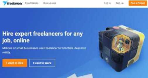 Freelancer: Freelance Market