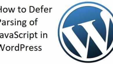 Photo of How to defer parsing of JavaScript in WordPress – Guide