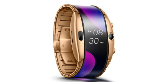 ZTE Nubia Alpha – A flexible wrist watch that is more likely a Smartphone