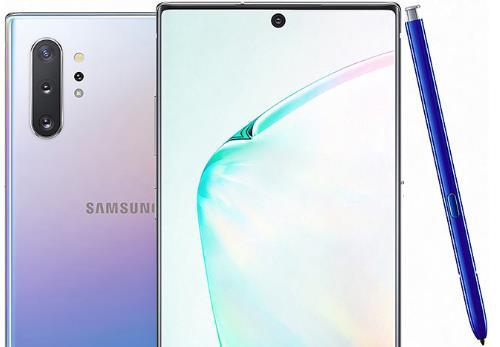 Samsung Galaxy Note 10 vs Note 10+