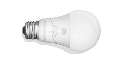 C by GE Bulbs: Best smart light- Google