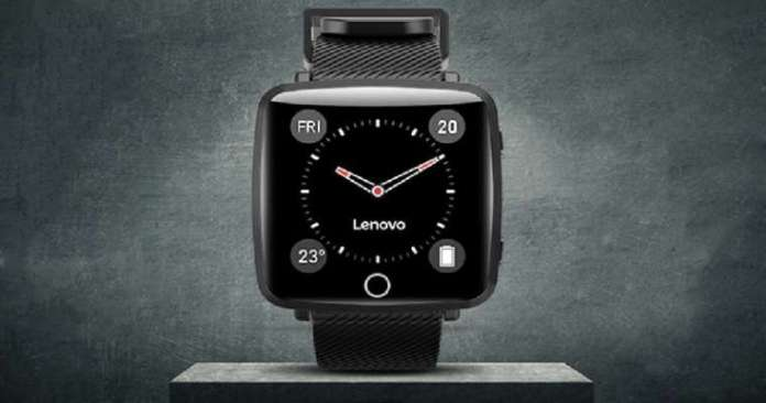 Lenovo's Carme smartwatch (HW25P) is ready to be launched, smartwatch