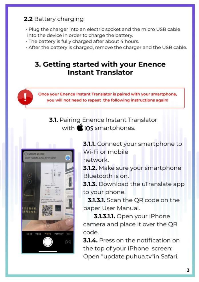 Instant Voice Translator User Manual 3