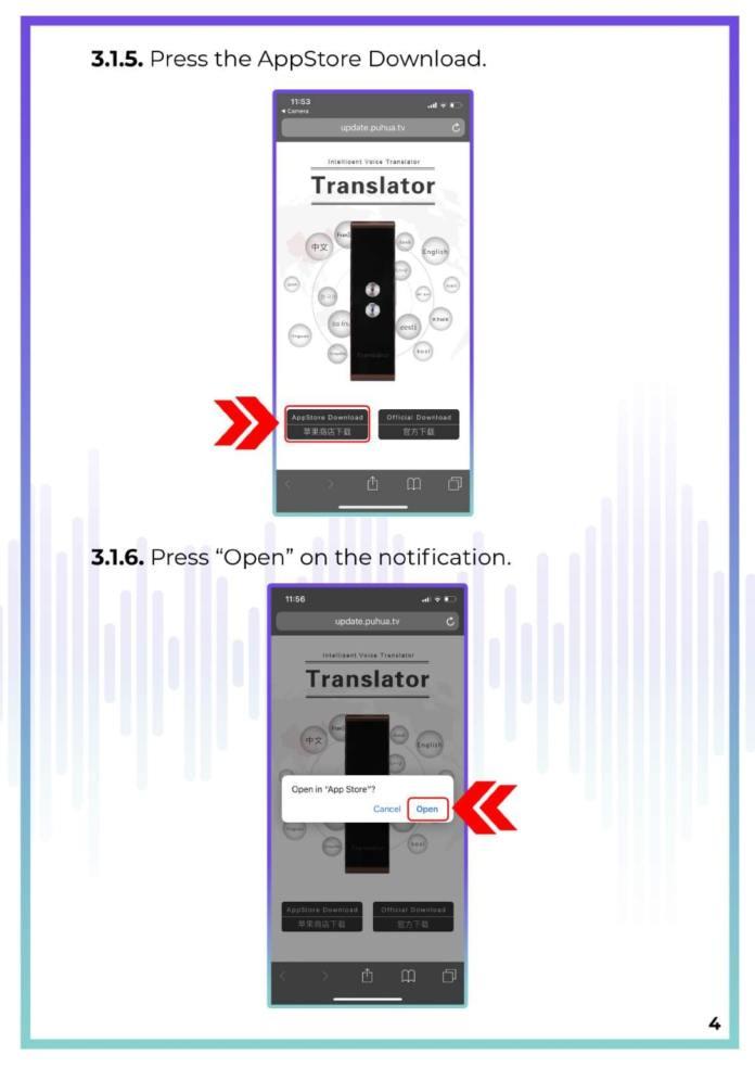 MUAMA Enence Instant Voice Translator User Manual 4