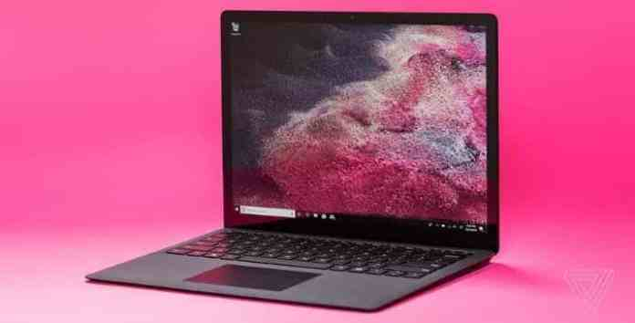 "Microsoft Surface Laptop 3, A new model with a 15"" Display"