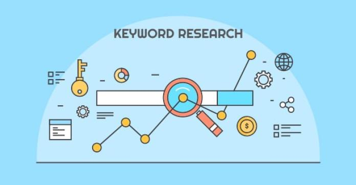 Keyword research - on-page seo