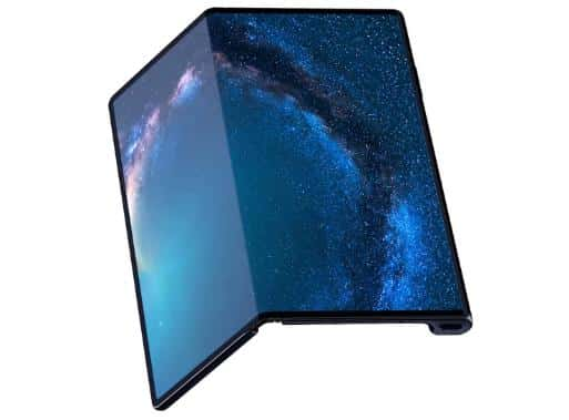 Huawei is selling 100,000 foldable Mate X phones per month