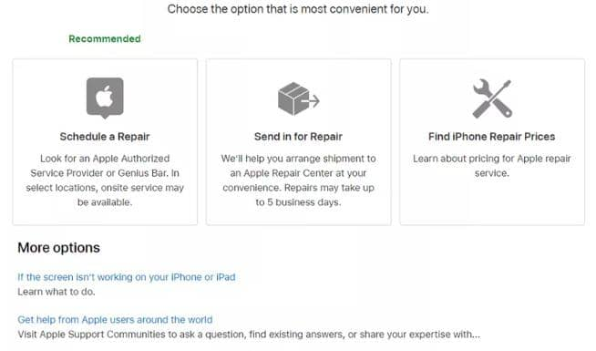 Apple is now offering iPhone repairs in the comfort of your home