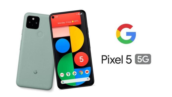 Google Pixel 5, Pixel 4a 5G