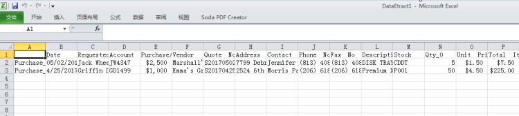 Batch Export Form Data