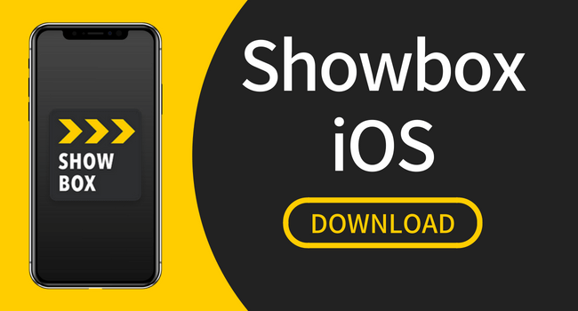 Showbox App 2019, Download Showbox latest version for iOS