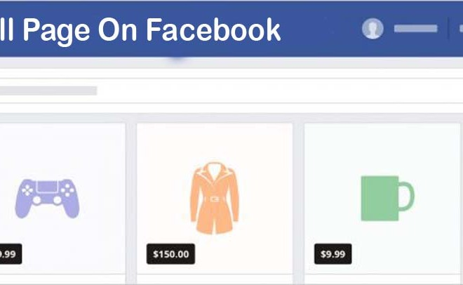Buy And Sell Page On Facebook
