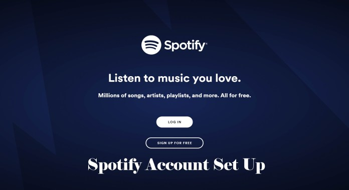 Spotify Account Set Up - How to Create a Spotify Account