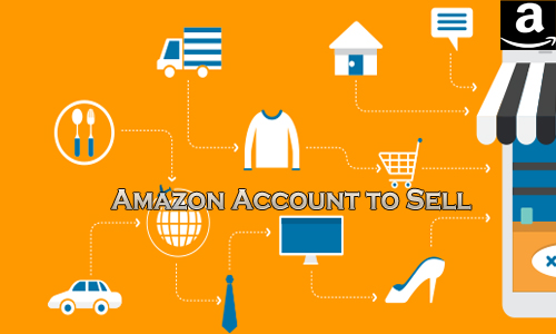 Amazon Account to Sell