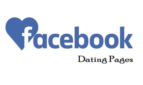 Facebook Dating Pages