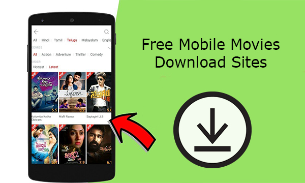 Free Mobile Movies Download Sites