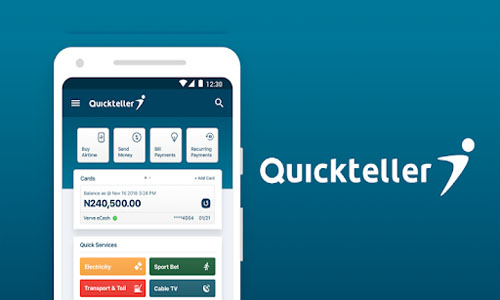 Quickteller - Secure and Convenient Payment