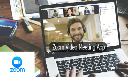 Zoom Video Meeting App - Video Calling Services
