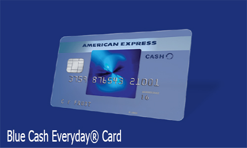 Blue Cash Everyday® Card - Blue Cash Everyday® Card From American Express