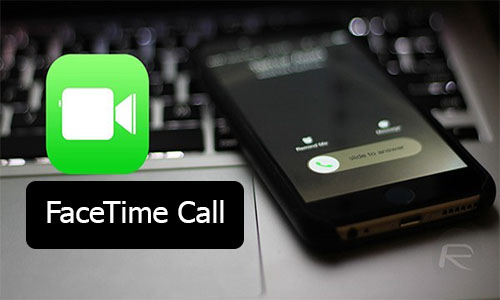 FaceTime Call - Setup FaceTime Call on iPhone | iPhone FaceTime Call