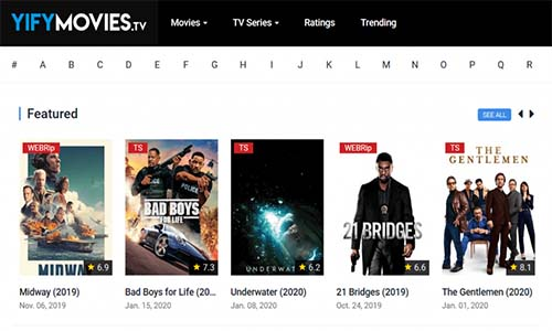 Yify TV - Yify TV Movies Download   How to Watch Movies on Yify TV