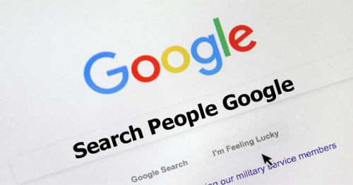 Search People Google