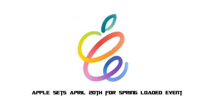 Apple Sets April 20th for Spring Loaded Event