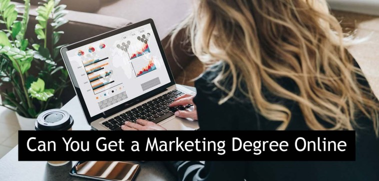 Can You Get a Marketing Degree Online