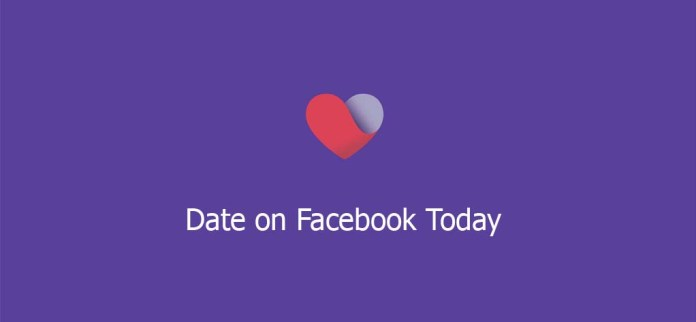 Date on Facebook Today