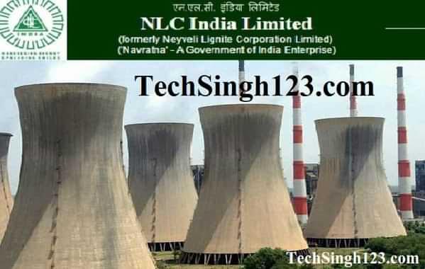 NLC India Limited Recruitment नेवेली लिग्नाइट कॉर्पोरेशन लिमिटेड भर्ती NLC India Bharti