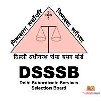 DSSSB logo png DSSSB Syllabus And Exam Pattern