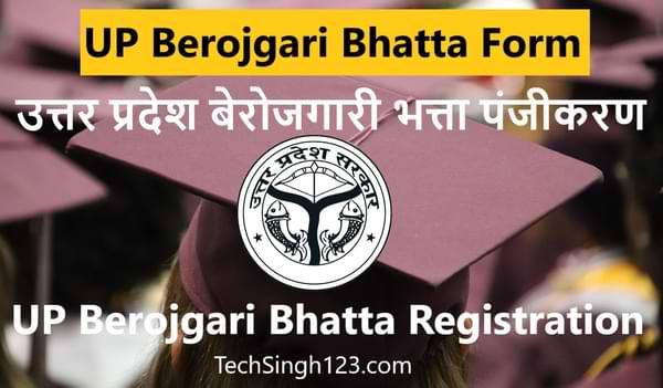 UP Berojgari Bhatta Form UP Berojgari Bhatta Online Apply UP Berojgari Bhatta Registration