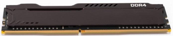 One stick of RAM memory module