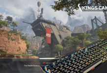 Apex Legends Keyboard