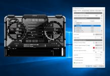 MSI Afterburner Utility Software