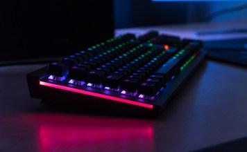 RGB Mechanical Keyboard