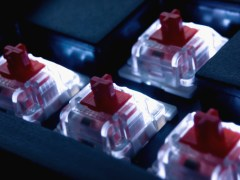 Red Mechanical Keyboard Switches