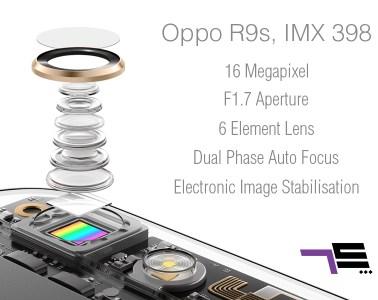 Oppo R9s IMX 398 Spec