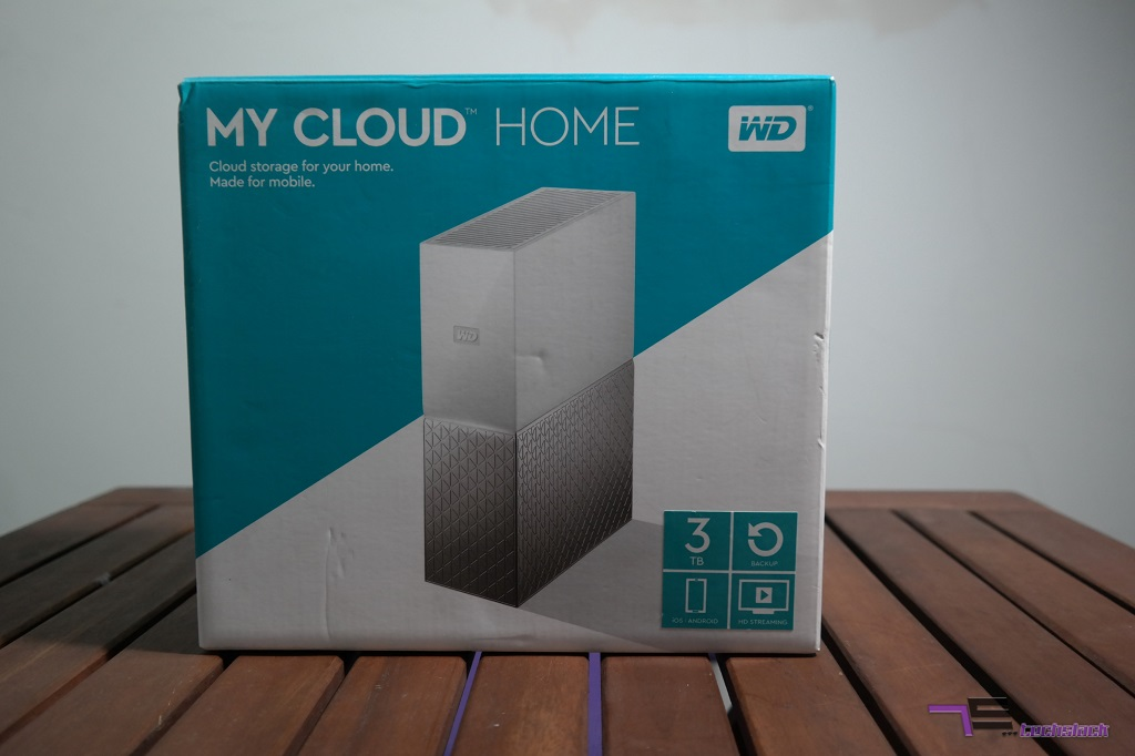 WD My Cloud Home Review - Your personal cloud storage