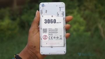 Infinix Smart battery