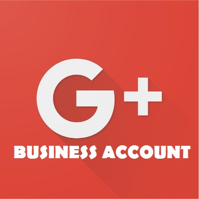 Google plus Business Account
