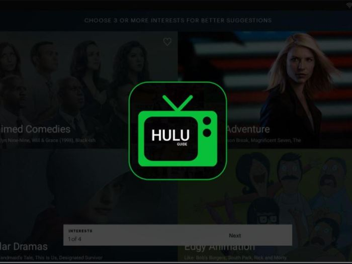 Hulu Apk for Android