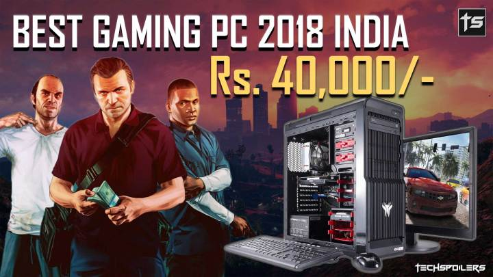 Best Gaming Pc Build Under Rs 40 000 In India Ryzen Build 2019