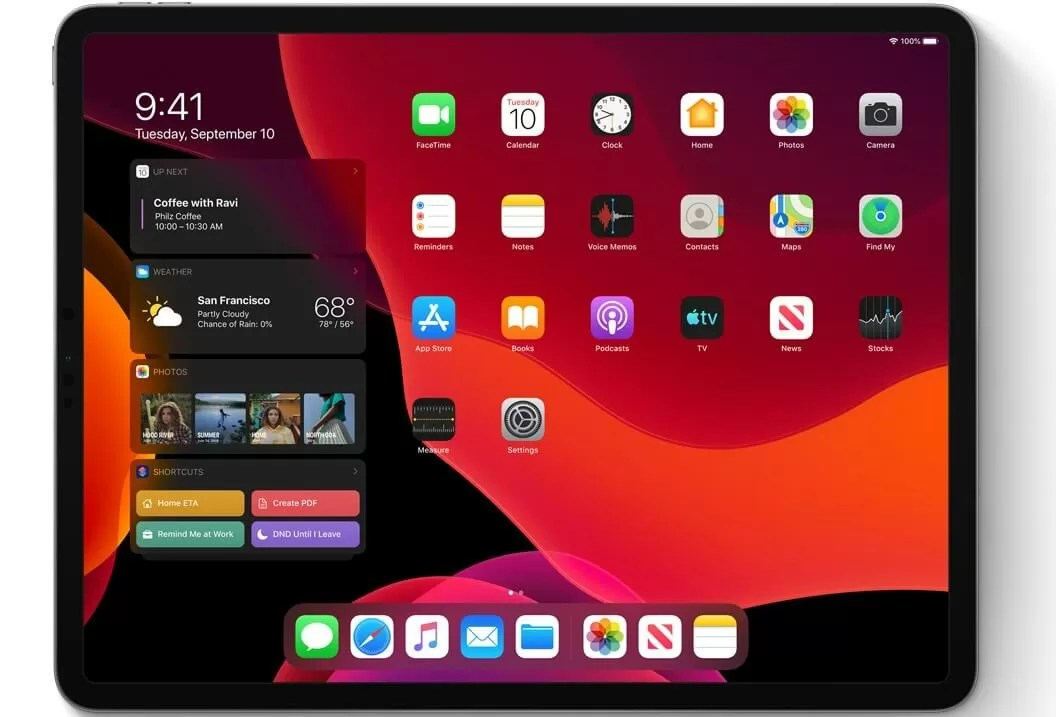 "Apple's iPadOS will drop on September 30, alongside new 10.2"" entry-level  iPad"